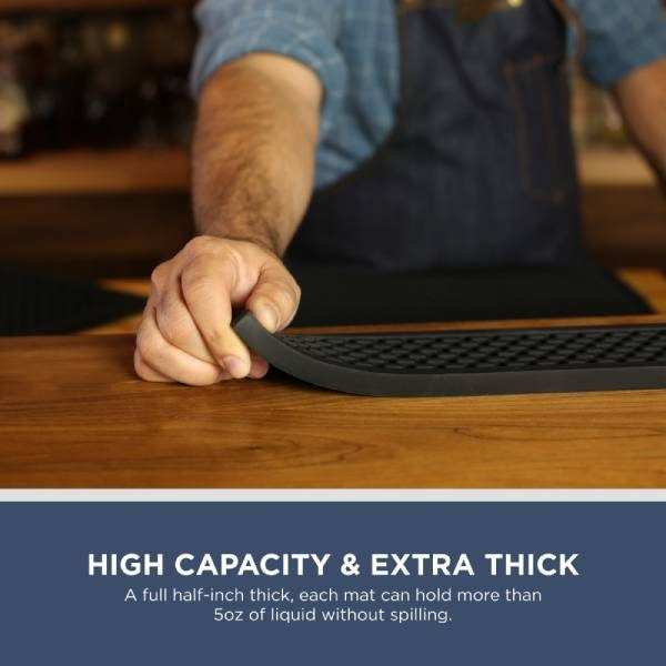 Long Bar Mat - Thick