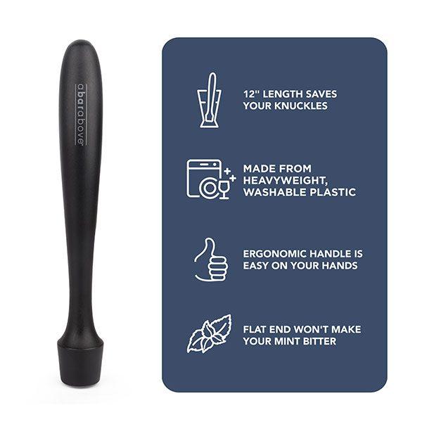 Plastic Muddler