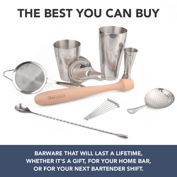 Complete Craft Bar Set