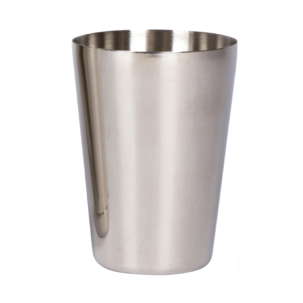 Stainless Steel 18oz Unweighted Boston Shaker Cup (Open Box)