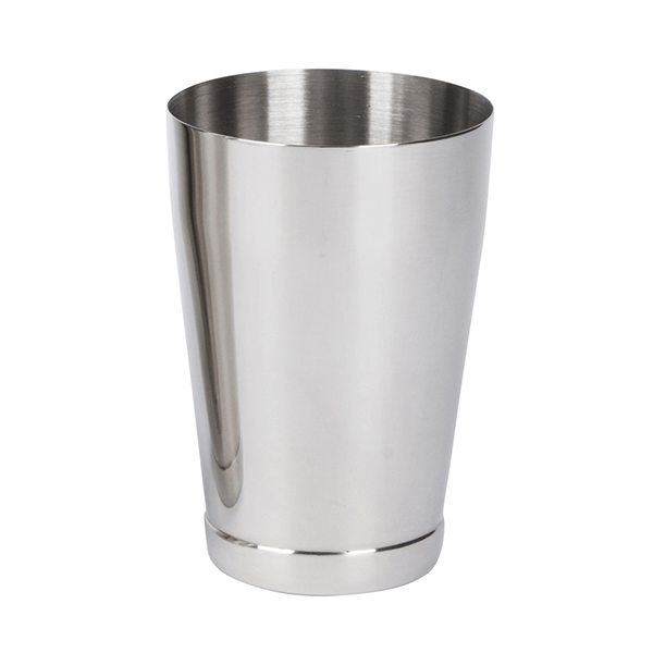 Stainless Steel 18oz Weighted Boston Shaker Cup (Open Box)