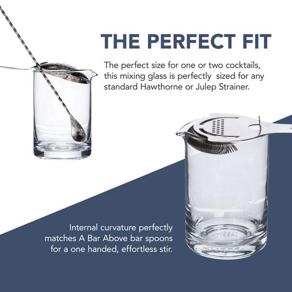 Classic Mixing Glass