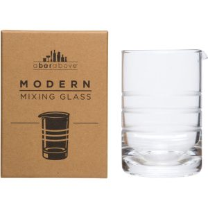 Modern Mixing Glass