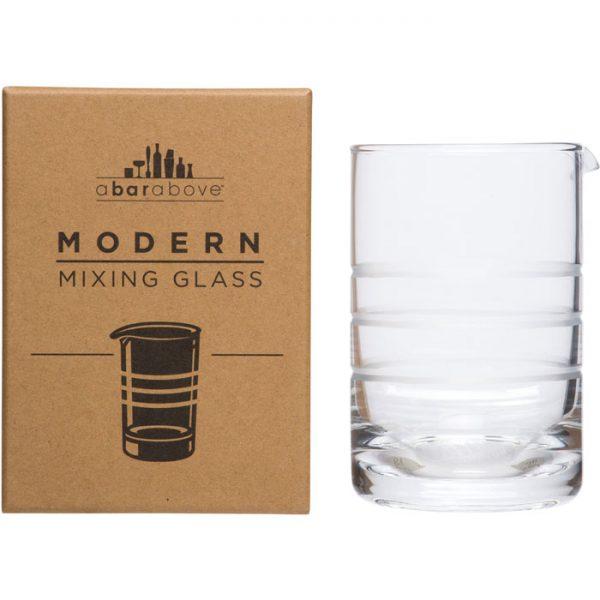 Modern Mixing Glass