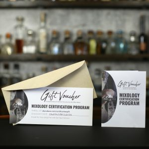 Mixology Certificates